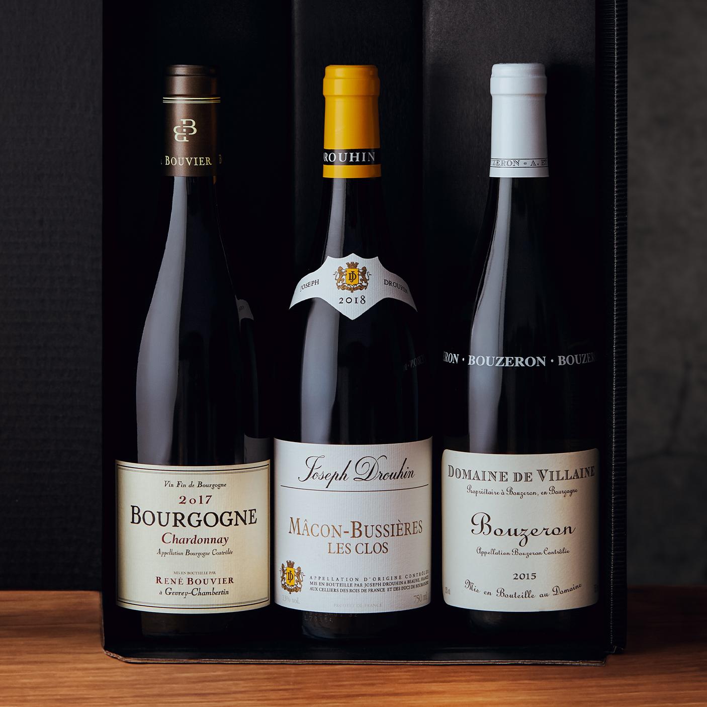Wine box – Burgundy (White Wines)